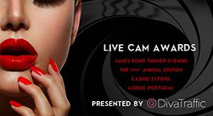 Live Cam Awards 2018 - Lisabona Portugalia